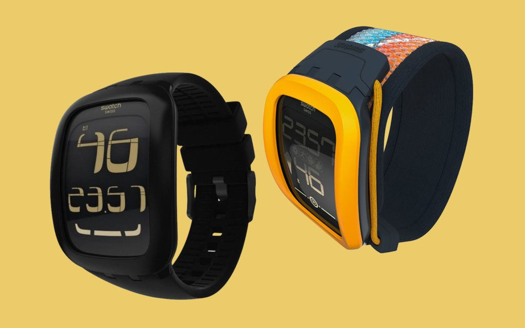 Swatch Releases First Smartwatch this Summer