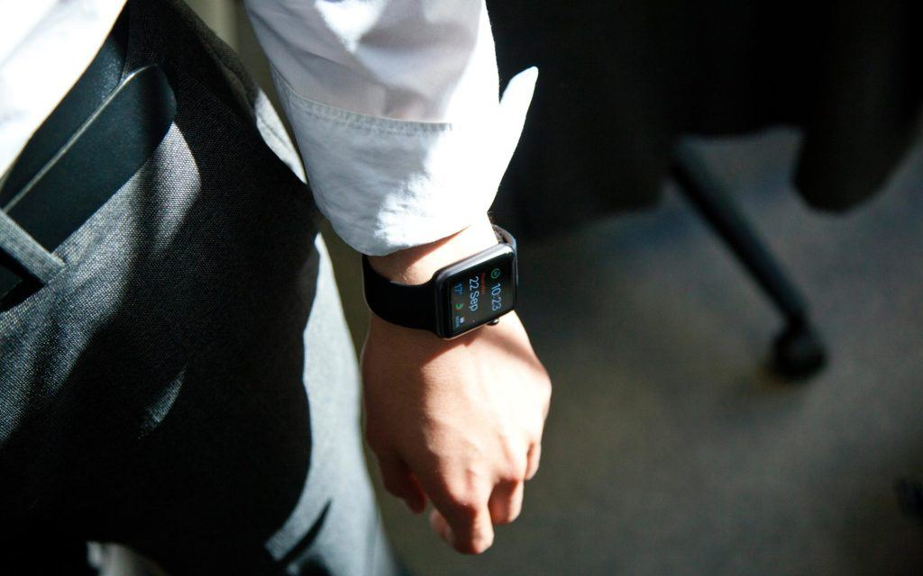 Apple Dominating Wearables Market With Apple Watch