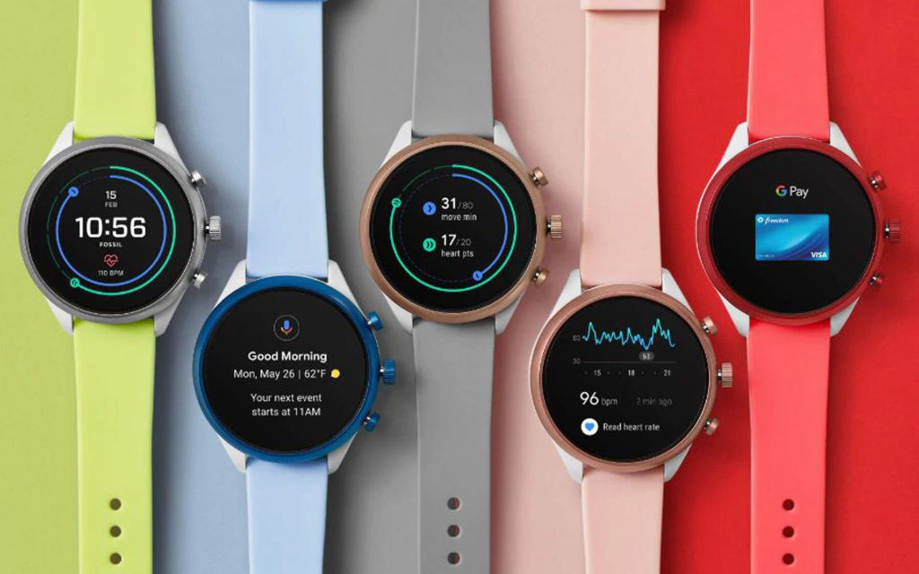 Fossil Gives the Green Light to Smartwatch Partnership
