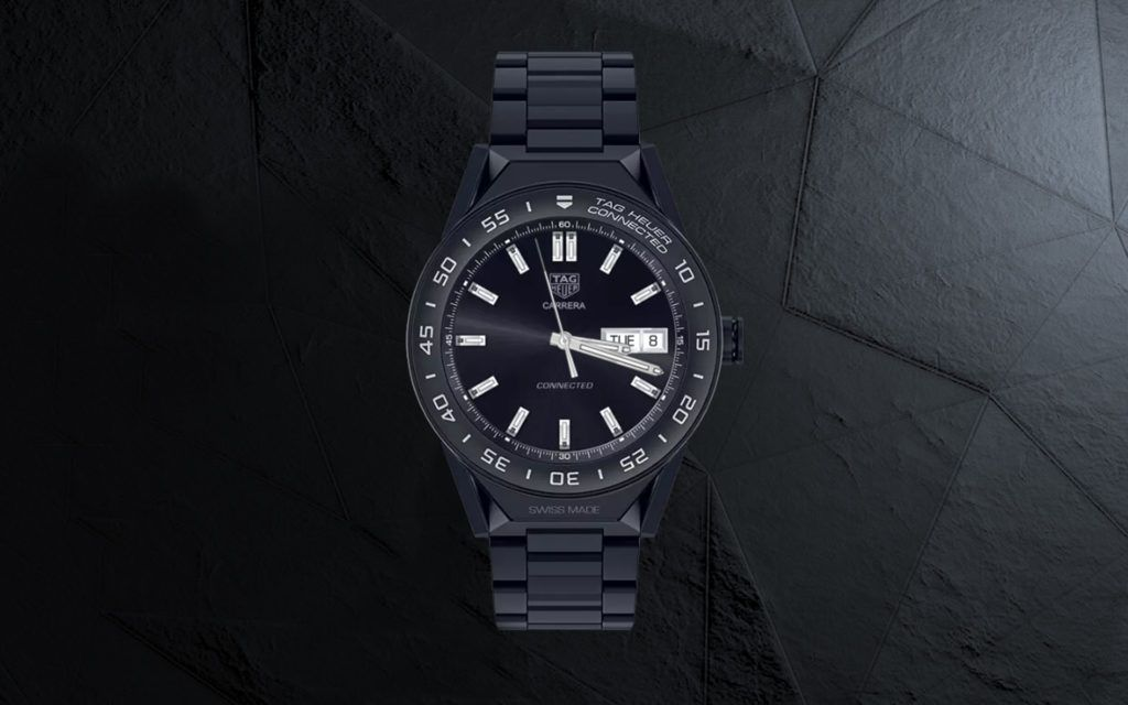 Tag Heuer Launches the Tag Heuer Connected Smartwatch