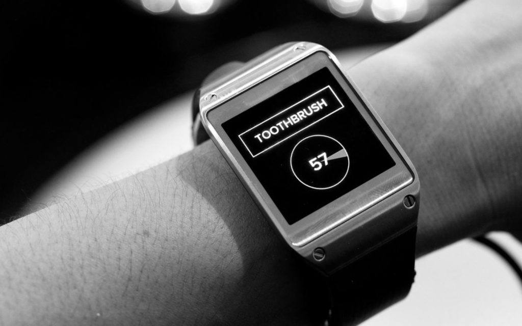 Disney Research Develops Touch System For SmartWatches