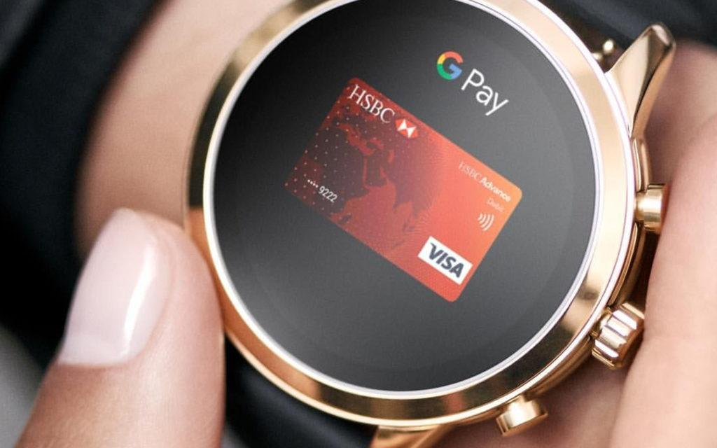 Google Sets up Tap-to-Pay Services for Android Smartwatches