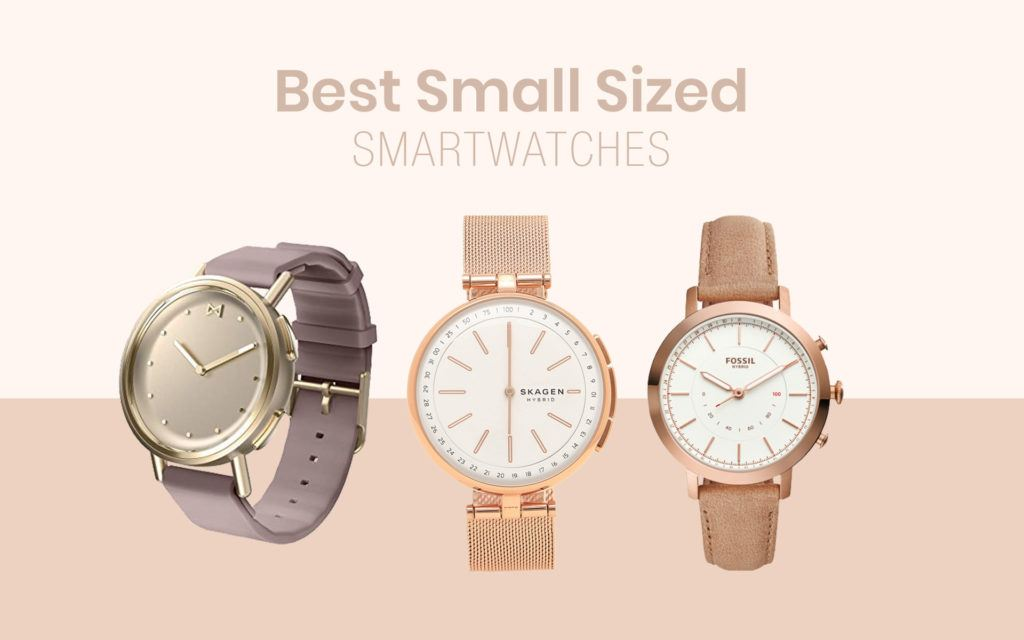Best Small Sized Smartwatches