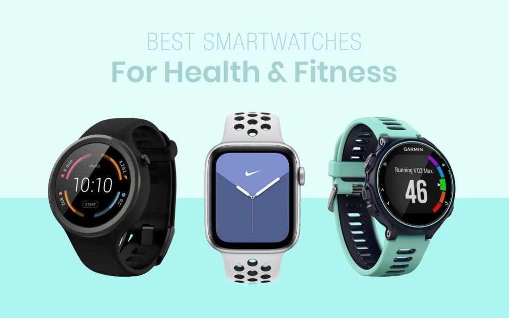 Best Health & Fitness Smartwatches