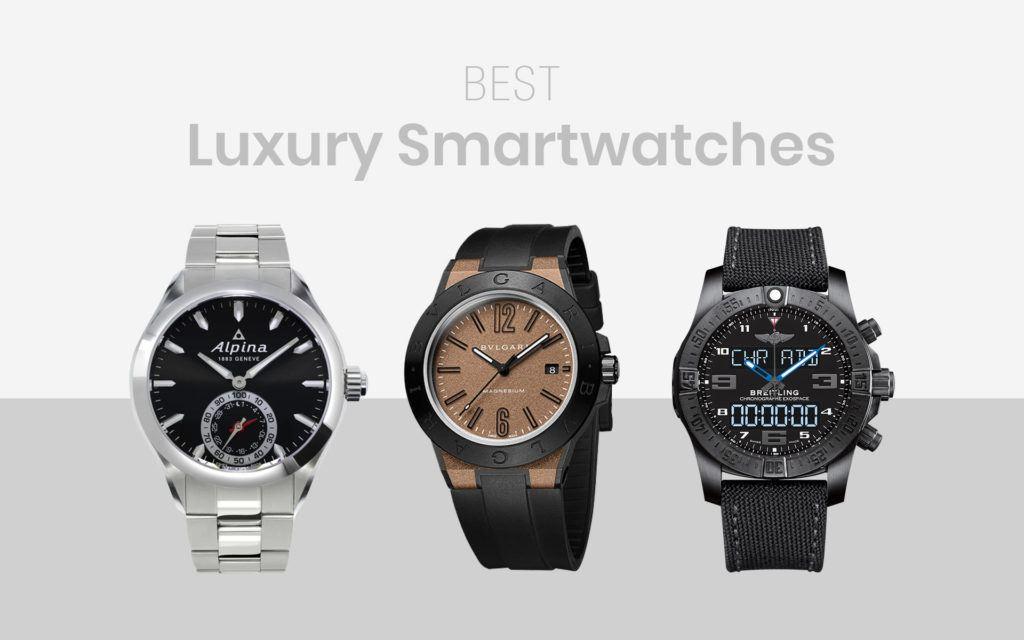 Best Luxury Smartwatches