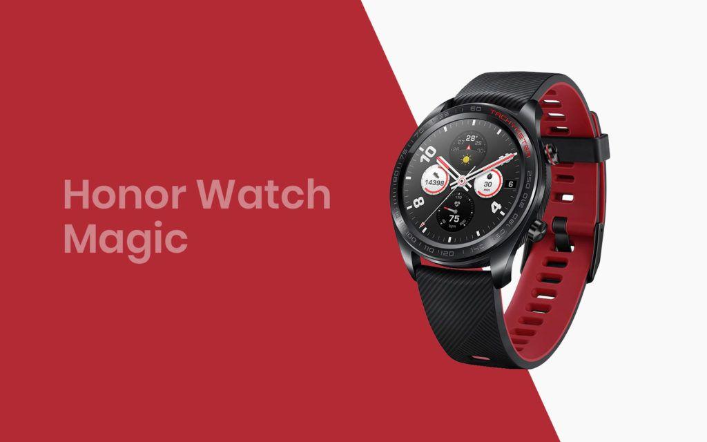 The Honor Watch Magic Miniaturises the Huawei Watch GT's winning formula