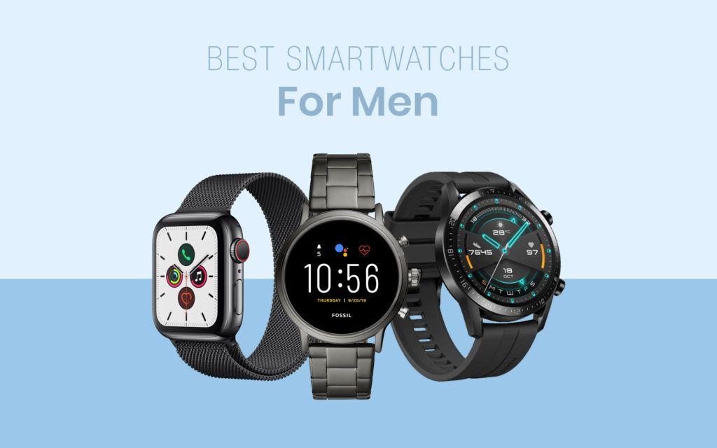 Best Men's Smartwatches