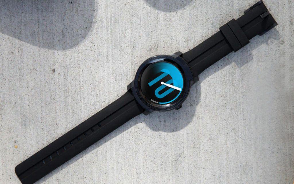Mobvoi Ticwatch E2 Waterproof Smartwatch Review