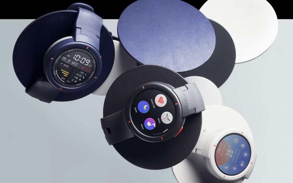 The Amazfit Verge is now available in the U.S.