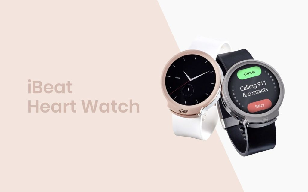 The New iBeat Heart Watch Could Save Your Life