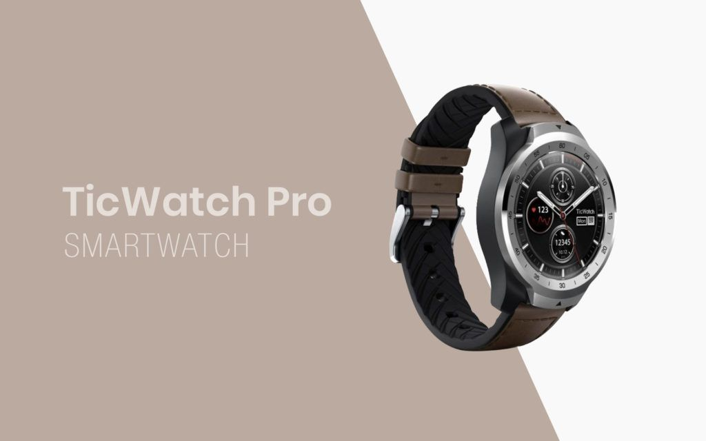 The TicWatch Pro offers the battery life you want in a smartwatch