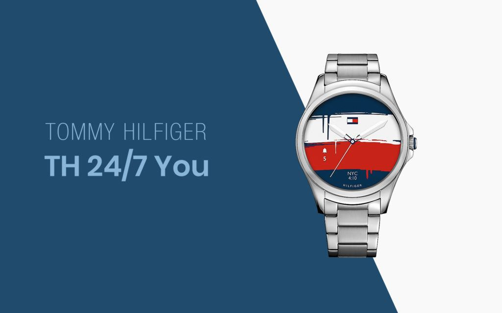 The Tommy Hilfiger TH24/7 You is an Android Wear OS Smartwatch Done Right