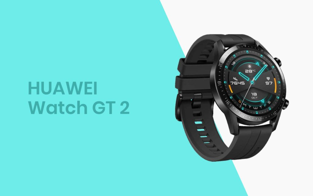 Huawei Watch GT 2 Smartwatch Review